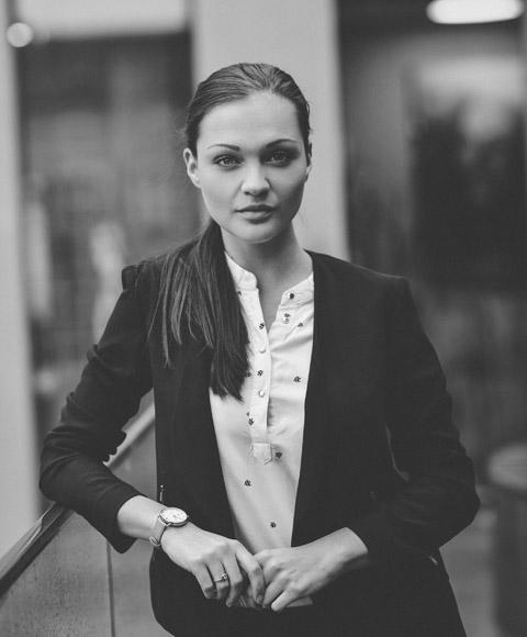 Ilona Harníková, In-House Trainee