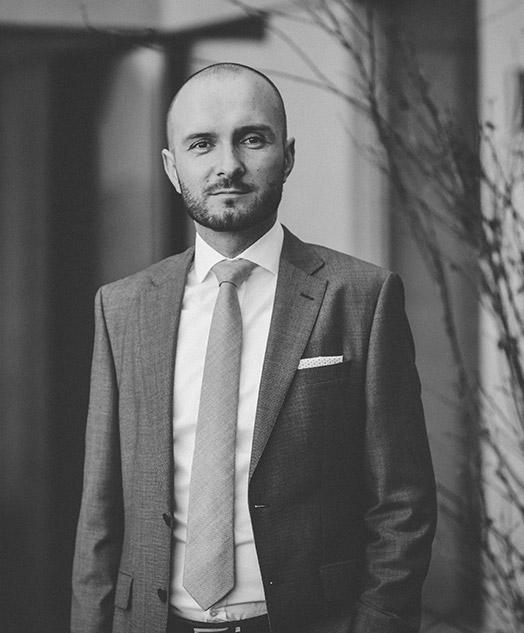 Mgr. Petr Otrusina, advokát